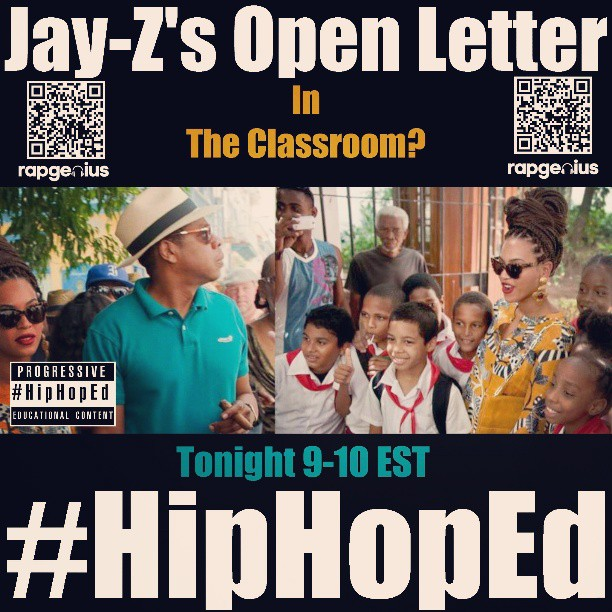 #HipHopEd