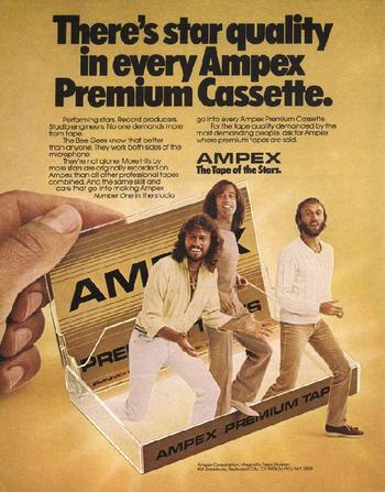 Ampex premium