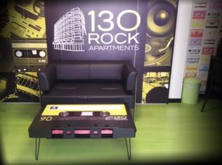 TAYBLE at 130 Rock in Tel Aviv
