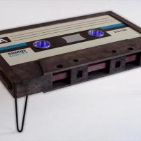 Classic Cassette Tape Coffee Table $1,699.00