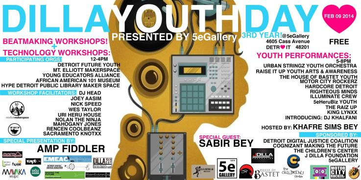 Dilla Youth Day