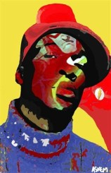 Grandmaster Flash by Askem