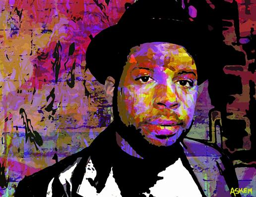 Jam Master Jay by Askem