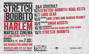 Stretch and Bobbito_ Maysles